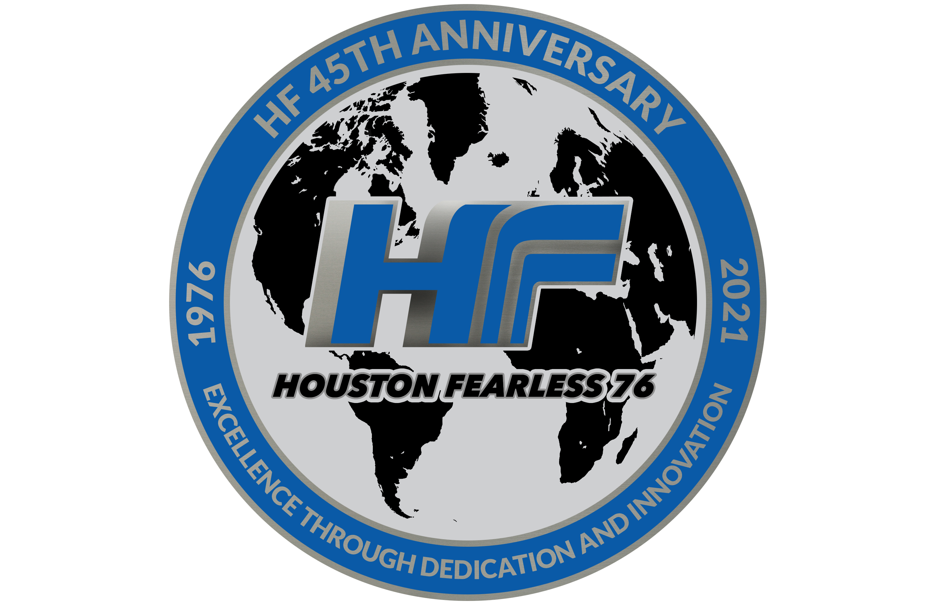 2021 HF Coin - Front