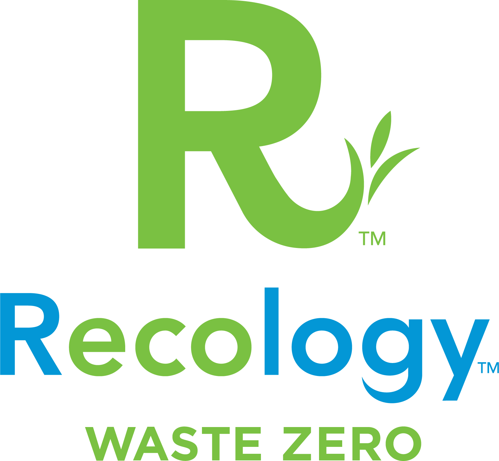 Recology Solid Color Logo